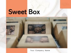 Sweet Box Assorted Chocolate Ppt PowerPoint Presentation Complete Deck