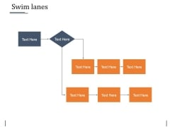 Swim Lanes Ppt PowerPoint Presentation Slides Picture