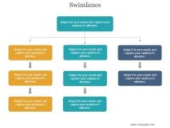 Swimlanes Ppt PowerPoint Presentation Inspiration