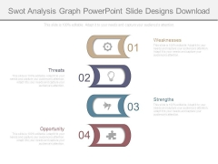 Swot Analysis Graph Powerpoint Slide Designs Download