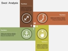 Swot Analysis Infographic Layout Powerpoint Templates
