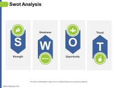 Swot Analysis Ppt PowerPoint Presentation File Vector