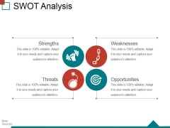 Swot Analysis Ppt PowerPoint Presentation Inspiration Guide