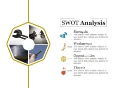 Swot Analysis Ppt PowerPoint Presentation Outline Graphics Download