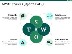 Swot Analysis Ppt PowerPoint Presentation Portfolio Gallery