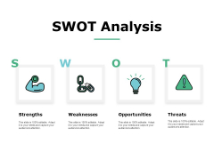 Swot Analysis Ppt Powerpoint Presentation Slides Outfit