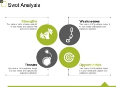 Swot Analysis Ppt PowerPoint Presentation Slides Styles