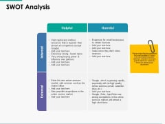 Swot Analysis Strategy Ppt Powerpoint Presentation Model Icon