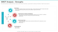 Swot Analysis Strengths Rules PDF