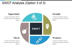Swot Analysis Template 2 Ppt PowerPoint Presentation Ideas Diagrams