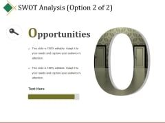 Swot Analysis Template 3 Ppt PowerPoint Presentation Ideas Images
