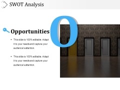 Swot Analysis Template 4 Ppt PowerPoint Presentation Gallery Graphics