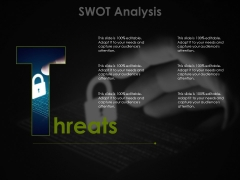 Swot Analysis Template 5 Ppt PowerPoint Presentation Layouts Graphics Design