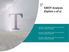 Swot Analysis Threats Ppt PowerPoint Presentation File Graphics Download