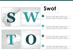 Swot Business Management Marketing Ppt PowerPoint Presentation Professional Graphics