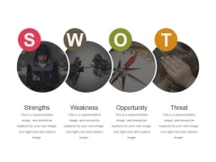 Swot Ppt PowerPoint Presentation Icon Show