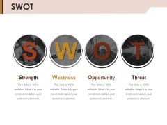 Swot Ppt PowerPoint Presentation Pictures Show