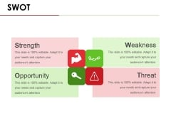Swot Ppt PowerPoint Presentation Show Picture
