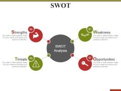Swot Ppt PowerPoint Presentation Slides Gridlines