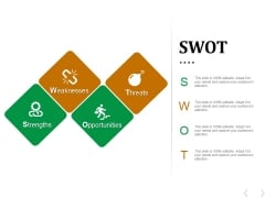 Swot Ppt PowerPoint Presentation Summary Graphics Download