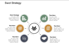 Swot Strategy Ppt PowerPoint Presentation Summary Show Cpb