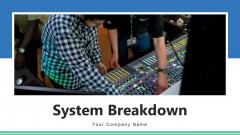 System Breakdown Software Server Ppt PowerPoint Presentation Complete Deck With Slides