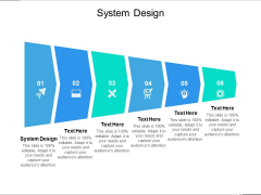 System Design Ppt PowerPoint Presentation Icon Background Cpb