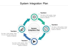 System Integration Plan Ppt PowerPoint Presentation Visuals Cpb