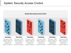 System Security Access Control Ppt PowerPoint Presentation Summary Background Cpb