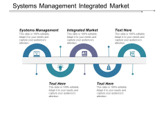 Systems Management Integrated Market Ppt PowerPoint Presentation Layouts Background