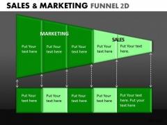 Sales Marketing Conversion Funnels PowerPoint Slides Ppt Templates