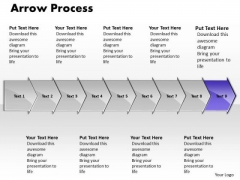 Sales Ppt Arrow Process 9 Phase Diagram Operations Management PowerPoint 10 Image