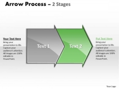 Sales Ppt Background Arrow Process 2 Stages Communication Skills PowerPoint 3 Design