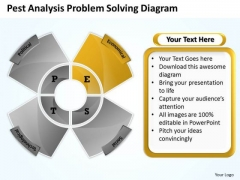 Sample Business PowerPoint Presentations Analysis Problem Solving Diagram Slides