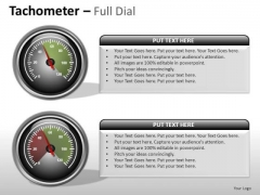 Security Tachometer Full Dial PowerPoint Slides And Ppt Diagram Templates