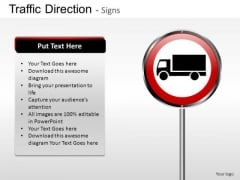 Security Traffic Direction PowerPoint Slides And Ppt Diagram Templates