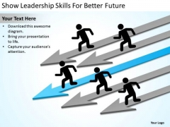 Show Leadership Skills For Better Future Ppt Top Business Plan Software PowerPoint Slides