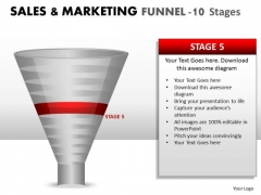 Show Marketing Funnel PowerPoint Slides And Ppt Diagram Templates