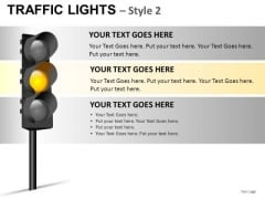 Signal Traffic Lights PowerPoint Slides And Ppt Diagram Templates