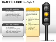Signals Stop Traffic Lights PowerPoint Slides And Ppt Diagram Templates