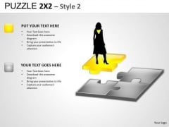 Solution Person Puzzle PowerPoint Slides And Ppt Diagram Templates