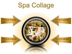 Spa Collage Beauty PowerPoint Presentation Slides Cc