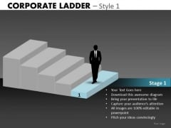 Stage 1 Career Growth PowerPoint Templates