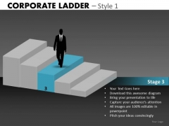 Stage 2 Job Growth PowerPoint Templates