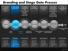 Stage Gate Process Framework PowerPoint Slides Ppt Templates