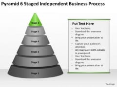 Staged Independent Business Process Ppt Plan Professional Services PowerPoint Templates