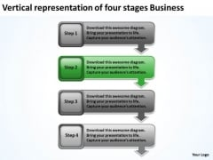 Stages Business PowerPoint Presentations Tips For Writing Plan Slides