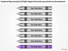 Stages Horizontal Layout Business Development Ppt Plan PowerPoint Slides