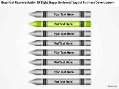 Stages Horizontal Layout Business Development Ppt Planning Process PowerPoint Templates