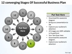 Stages Of Successful Business PowerPoint Presentation Plan Gear Network Slides